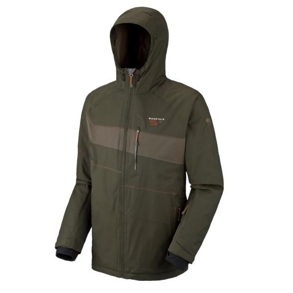 photo: Mountain Hardwear Kryos Jacket snowsport jacket