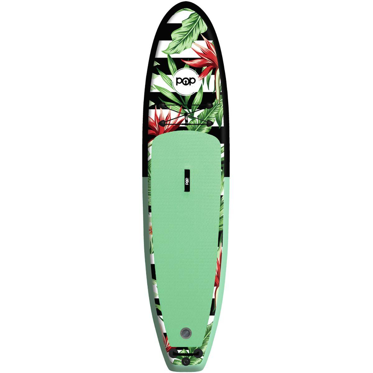 photo: POP Paddleboards Royal Hawaiian inflatable paddle board