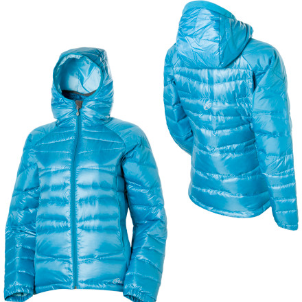 photo: Cloudveil Inversion Hooded Jacket down insulated jacket