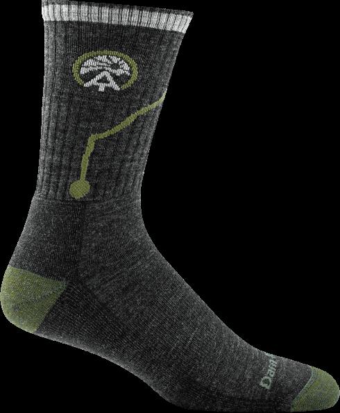 Darn Tough ATC Micro Crew Midweight Hiking Sock