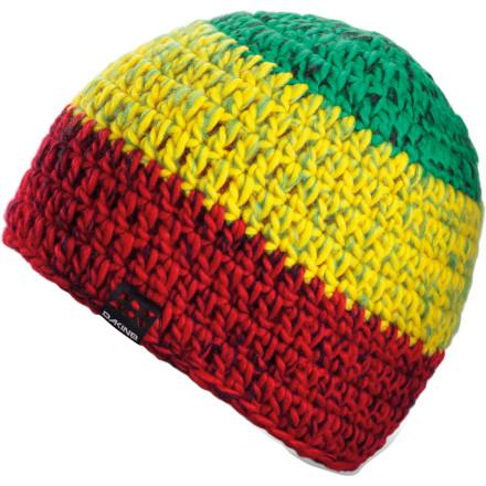 photo: DaKine Logan Beanie winter hat