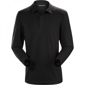 photo: Arc'teryx Captive Polo LS hiking shirt