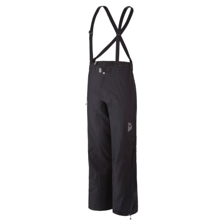 photo: Mountain Hardwear Women's Bokta Pants waterproof pant