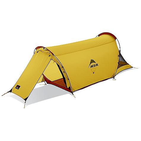 photo: MSR Skinny One three-season tent