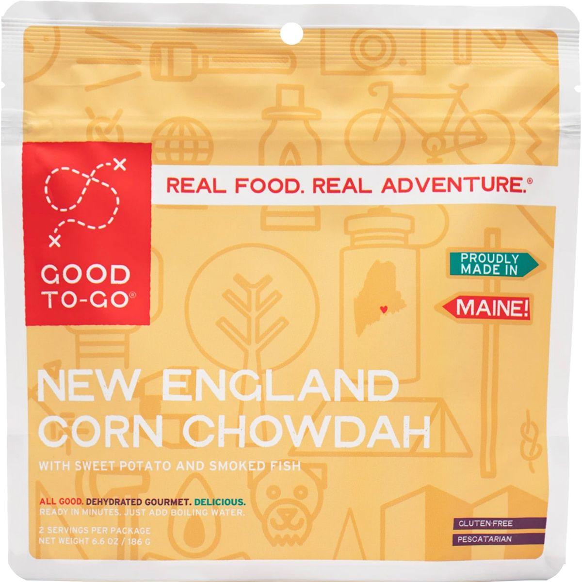 Good To-Go New England Corn Chowdah