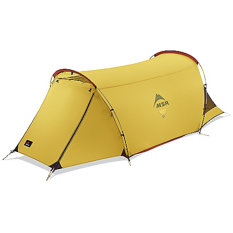 photo: MSR Skinny Too three-season tent