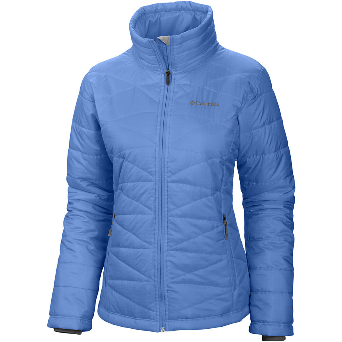 photo: Columbia Mighty Lite II Jacket synthetic insulated jacket