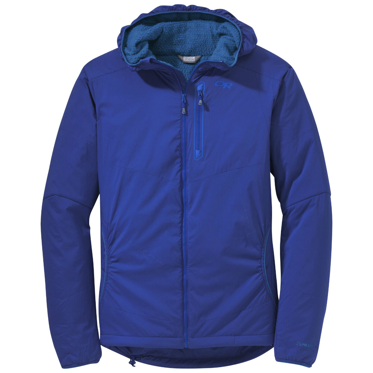 photo: Outdoor Research Ascendant Hoody synthetic insulated jacket