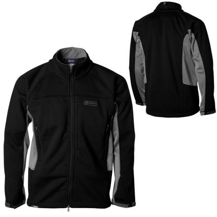 photo: Montane Puma 2.0 Jacket soft shell jacket