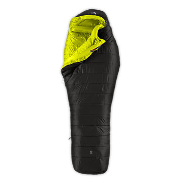 photo: The North Face Dark Star 0 3-season synthetic sleeping bag