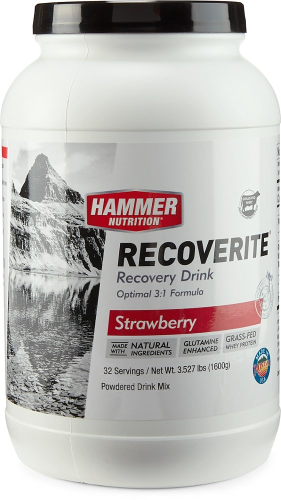 photo: Hammer Nutrition Recoverite Drink Mix drink