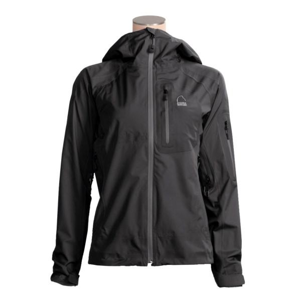 photo: Sierra Designs Women's Zinger Jacket waterproof jacket