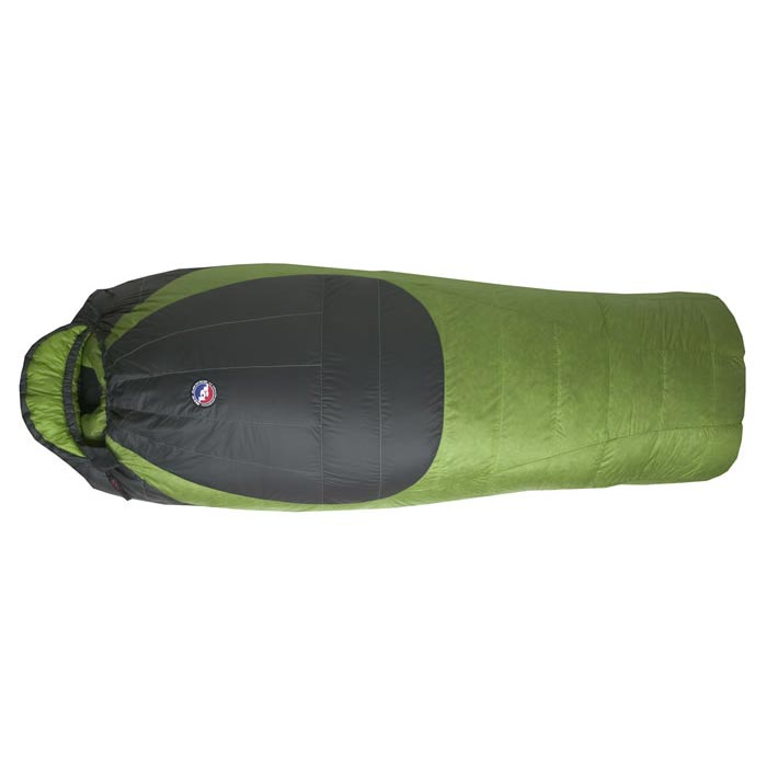 photo: Big Agnes Mystic 15° 3-season down sleeping bag