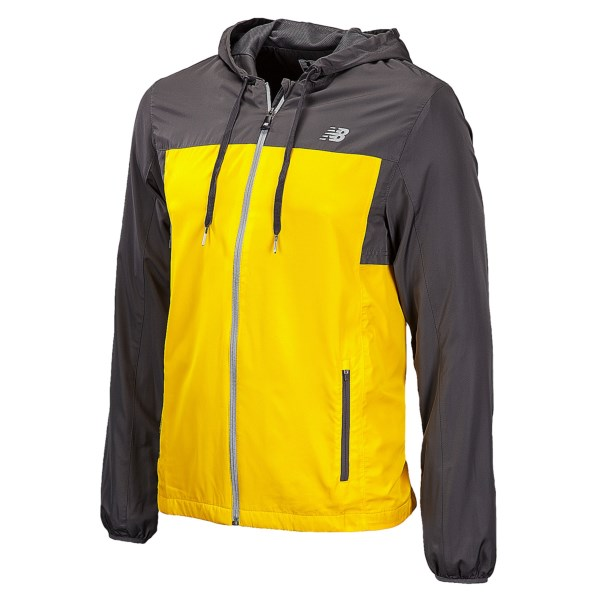 photo: New Balance Sequence Jacket long sleeve performance top