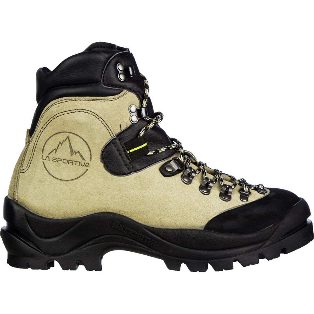 photo: La Sportiva Makalu mountaineering boot