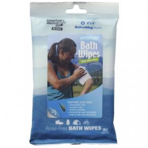 Adventure Medical Kits Fresh Bath Travel Wipes