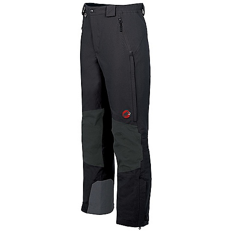 photo: Mammut Castor Pants soft shell pant