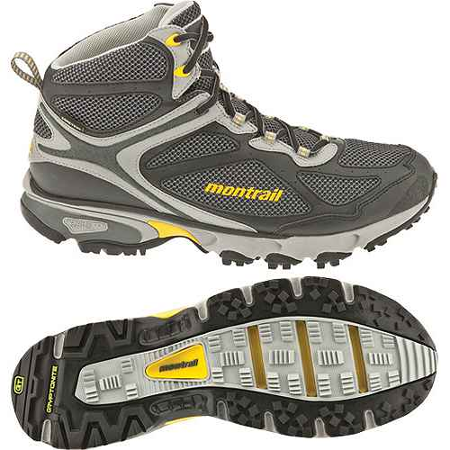 photo: Montrail Men's Sabino Trail Mid GTX hiking boot