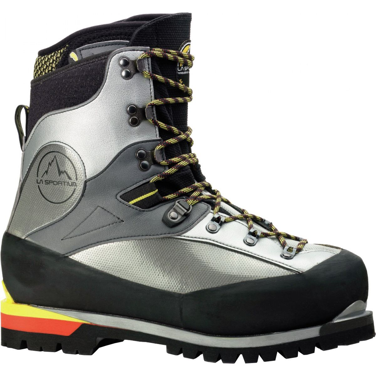 photo: La Sportiva Baruntse mountaineering boot