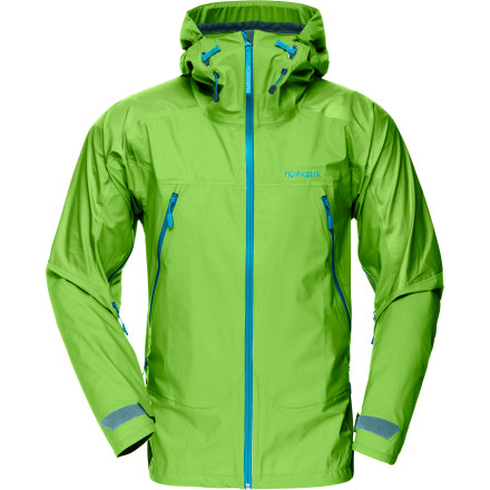 photo: Norrona Men's Falketind Dri 3 Jacket jacket