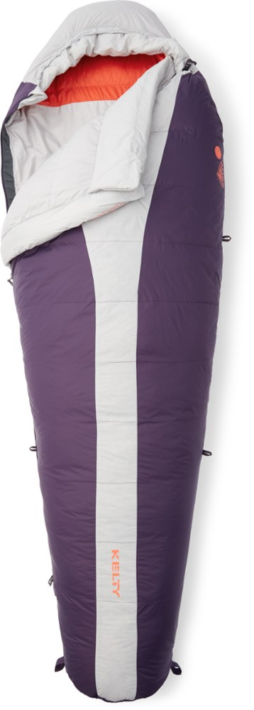 photo: Kelty Women's Cosmic 20 3-season down sleeping bag