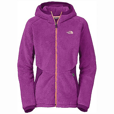 photo: The North Face Pemba Hoodie fleece jacket