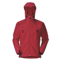photo: Mammut Laser Light Jacket soft shell jacket