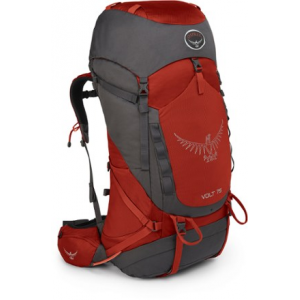 photo: Osprey Volt 75 expedition pack (4,500+ cu in)