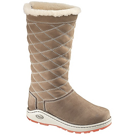 photo: Chaco Arbora Tall Waterproof Nurl winter boot