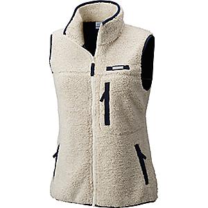 Columbia Mountain Side Heavyweight Fleece Vest