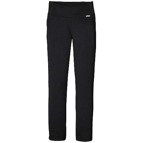 photo: Patagonia Women's Capilene 3 Midweight Boot Top Bottoms base layer bottom