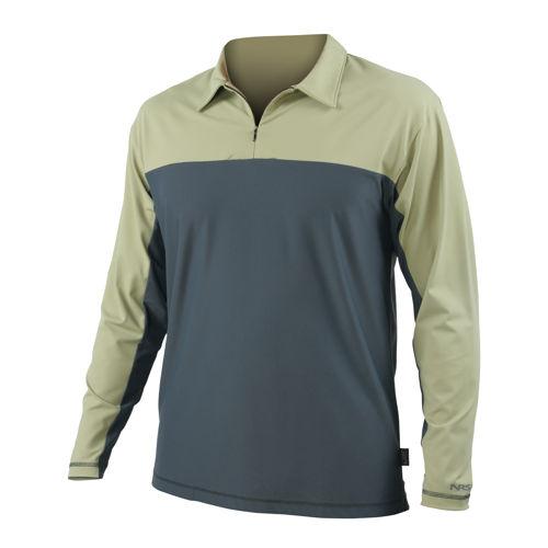 photo: NRS Guide Shirt L/S hiking shirt