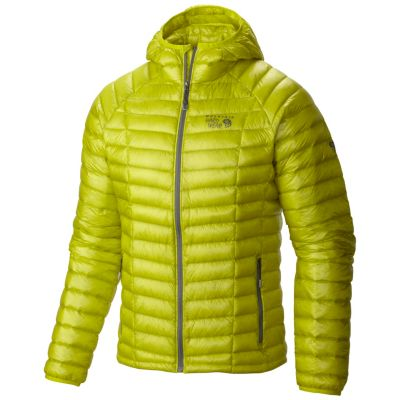 Mountain Hardwear Whisper Peak Hooded Down Jacket