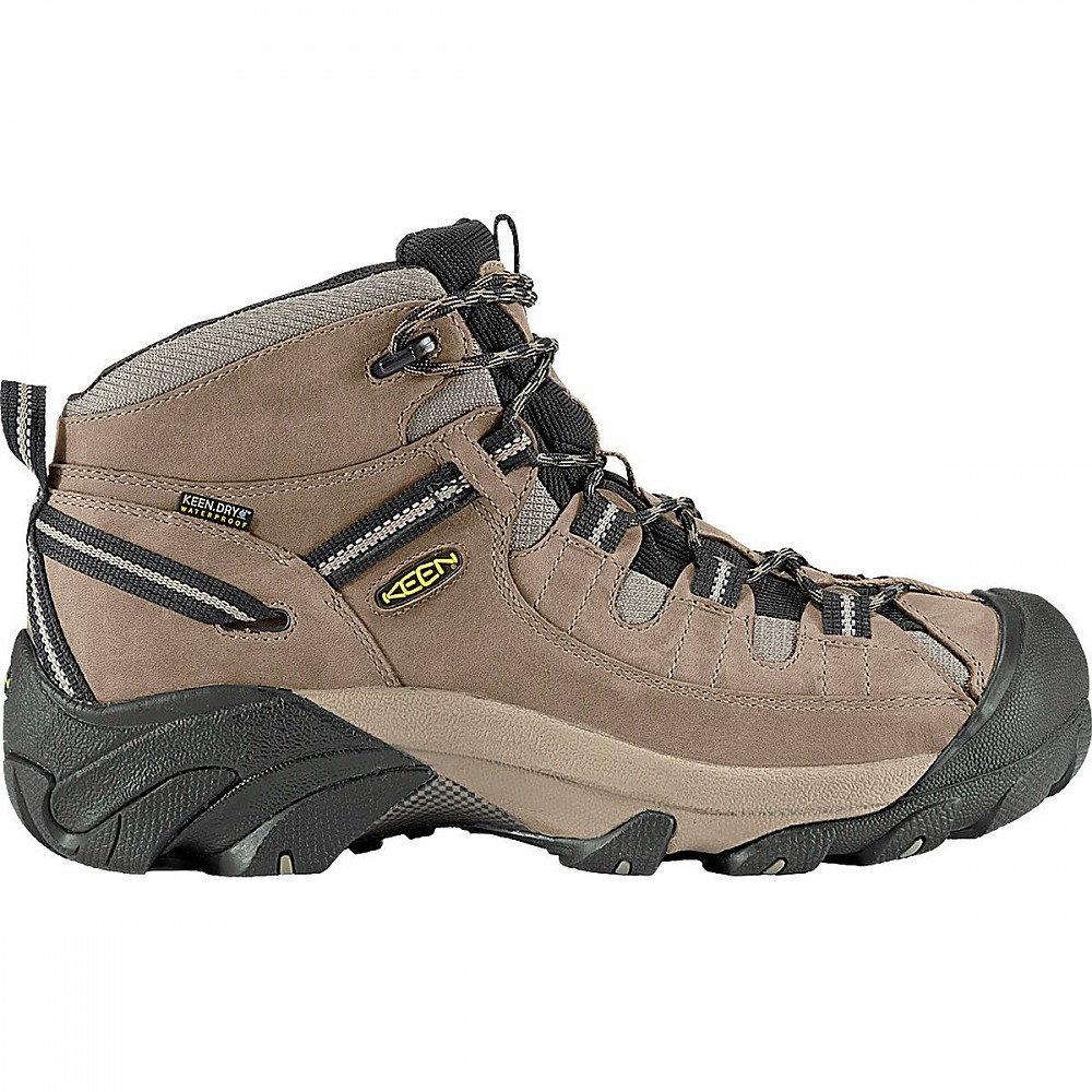 photo: Keen Targhee II Waterproof Mid hiking boot