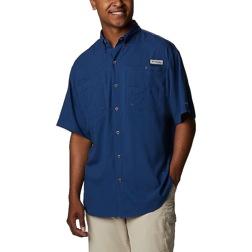 photo: Columbia Tamiami II Long Sleeve Shirt hiking shirt