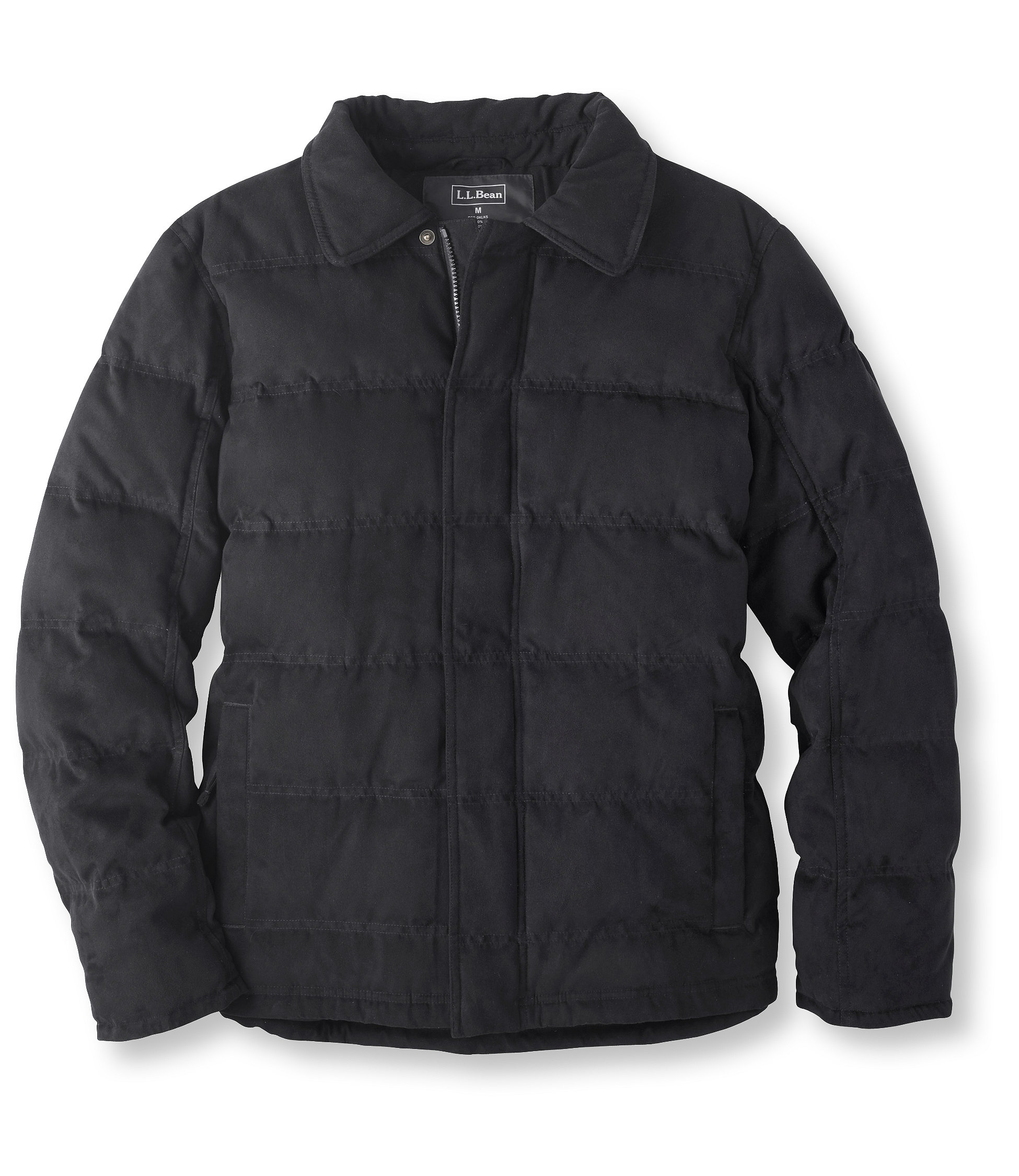photo: L.L.Bean Town and Field Down Jacket down insulated jacket