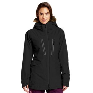 photo: Under Armour ColdGear Infrared Cleopatra Jacket synthetic insulated jacket