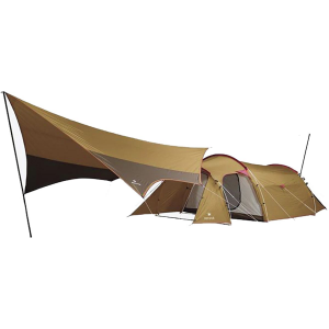 Snow Peak Entry Pack Tent & Tarp