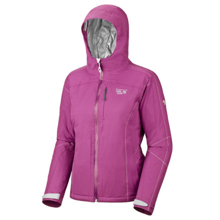 photo: Mountain Hardwear Perdita Jacket snowsport jacket