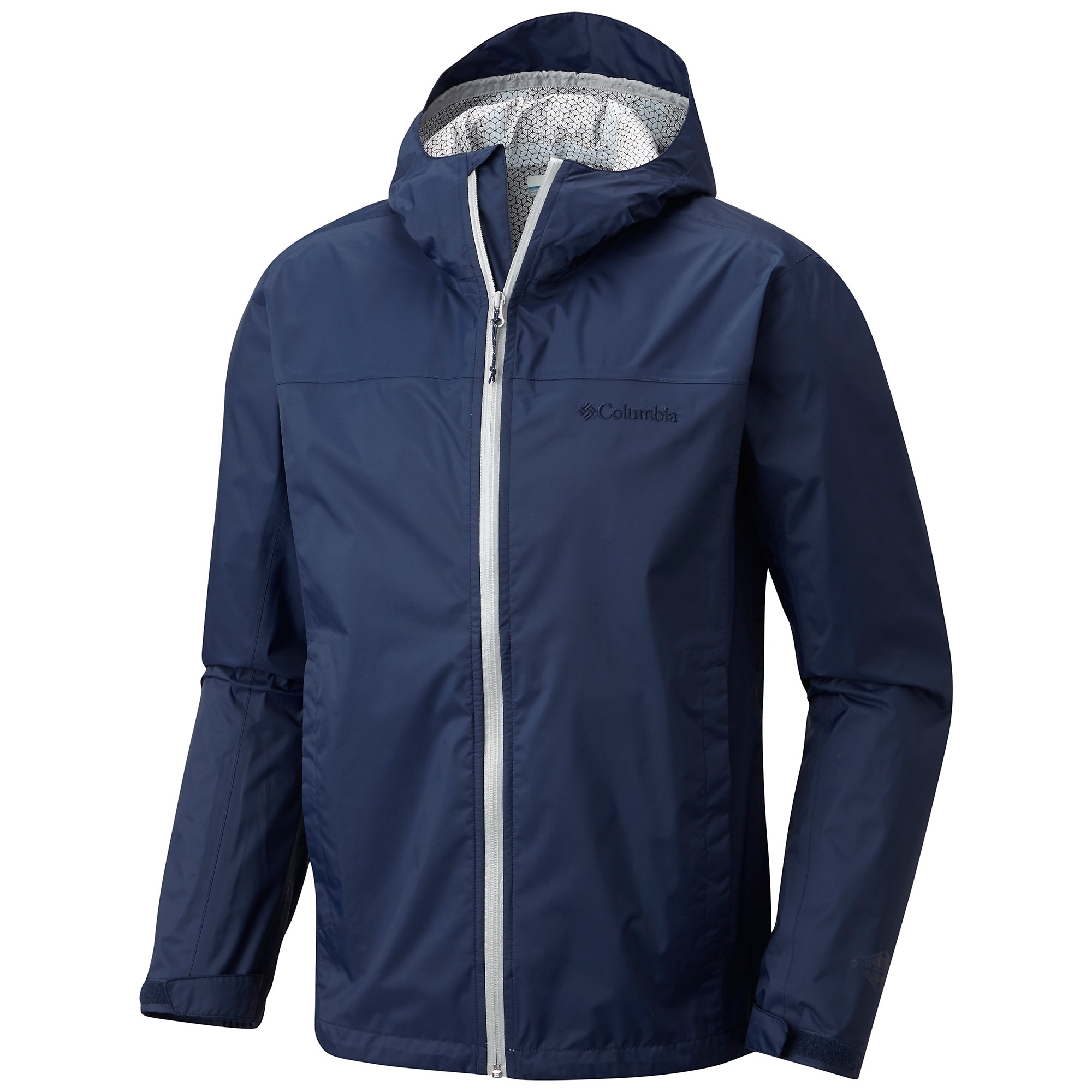photo: Columbia EvaPOURation Jacket waterproof jacket