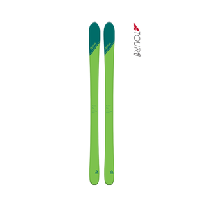 DPS Skis Cassiar 87 Tour1