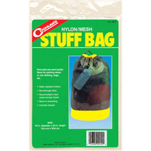 Coghlan's Nylon/Mesh Stuff Bag