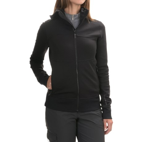 photo: Black Diamond Women's Deployment Hoody synthetic insulated jacket
