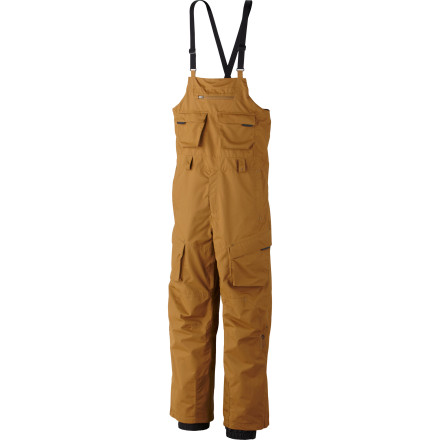 photo: Mountain Hardwear Freeride Bib snowsport pant