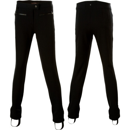 photo: Erin Snow Jes Pant soft shell pant