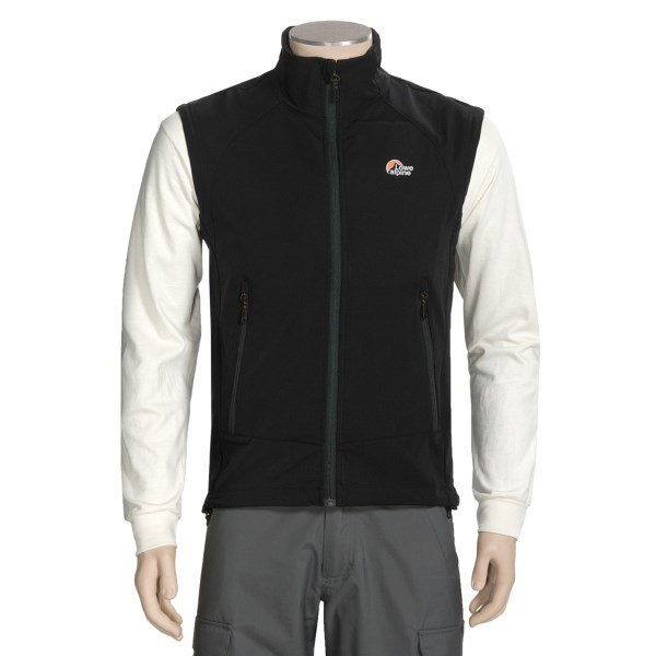 photo: Lowe Alpine Torre Vest soft shell vest
