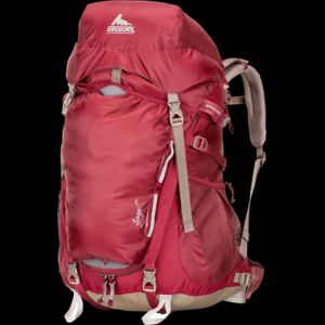photo: Gregory Sage 45 overnight pack (2,000 - 2,999 cu in)