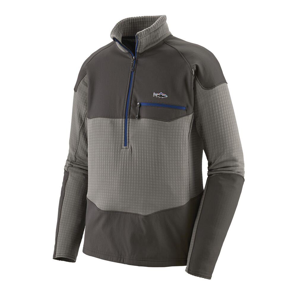 Patagonia Long-Sleeved R1 Fitz Roy 1/4-Zip
