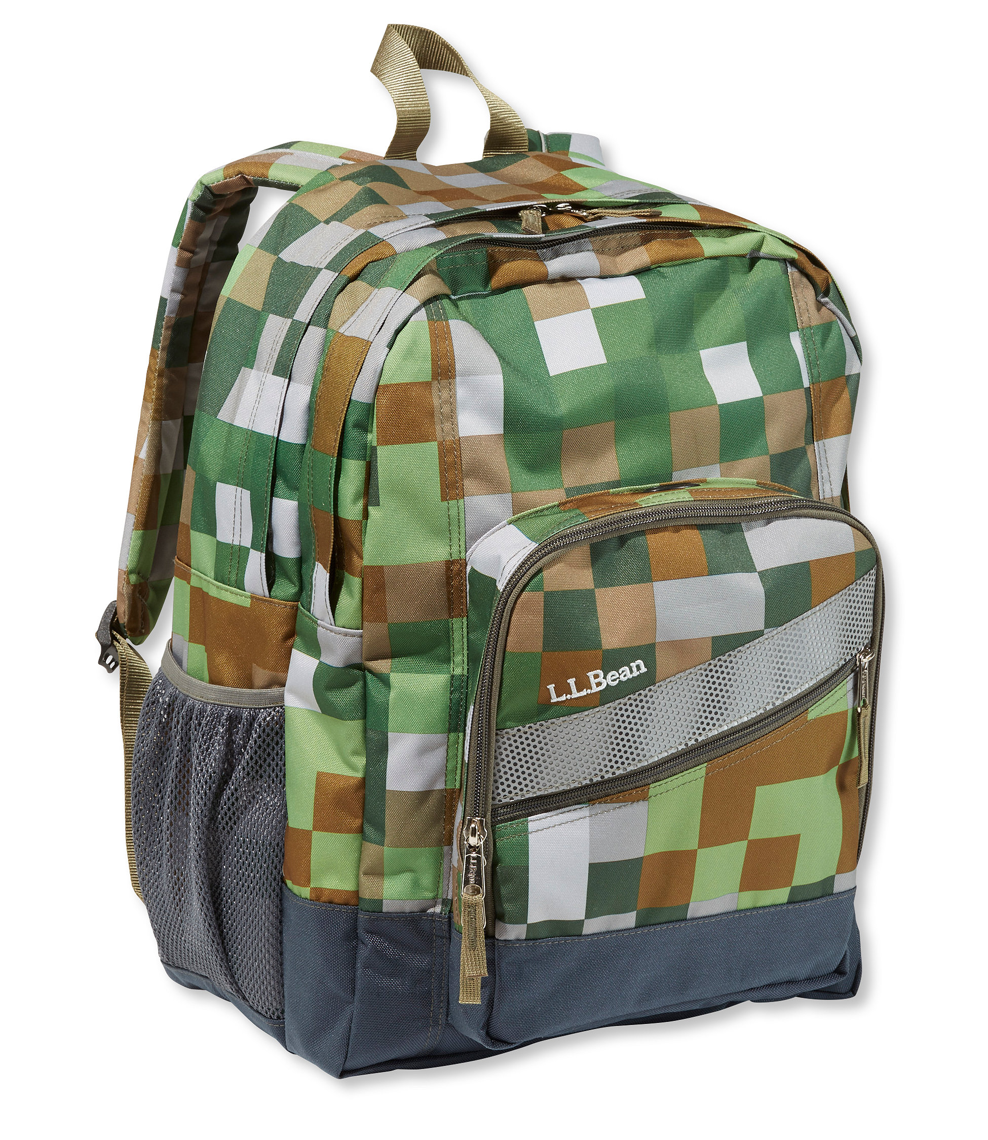 L.L.Bean Deluxe Plus Kids Backpack