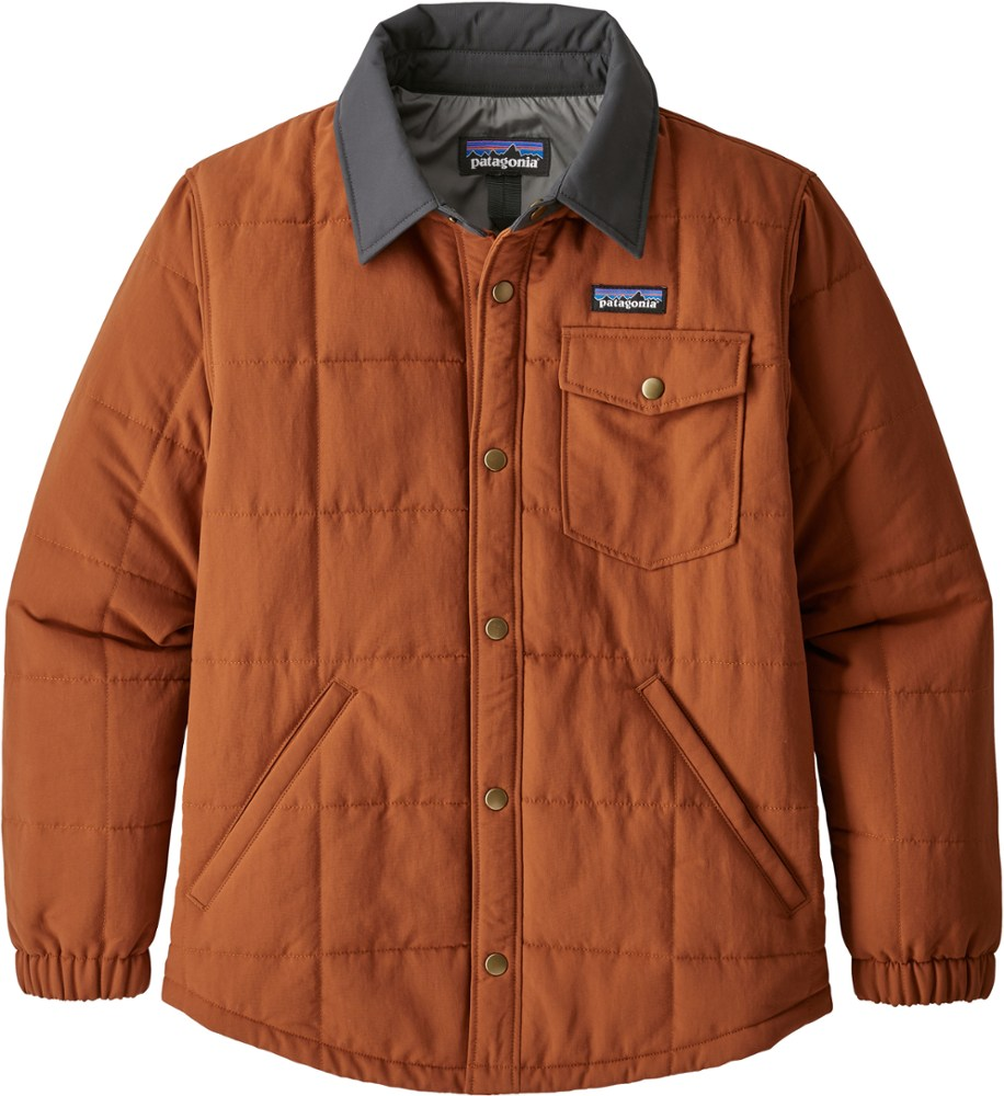 Patagonia Quilted Shacket